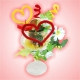 Valentínsky darček v pohári