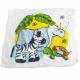 Lisovaný detský uterák 30 x 30 cm