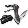 Značkový gurmánsky nôž Schwarzwolf v darčekovom balení