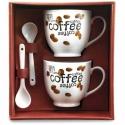 Súprava  na kávu v darčekovom balení