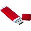 Luxusný USB flash disk 4 GB červený