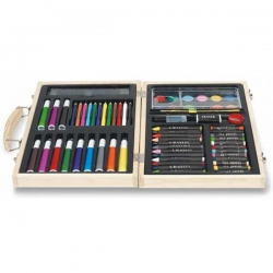 Maľovacie potreby pre deti 67 kusov