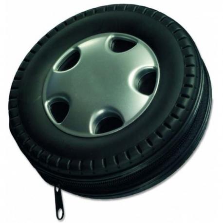 Obal na CD 24 kusov tvar pneumatiky