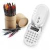 Súprava na maľovanie, kalkulačka s rádiom