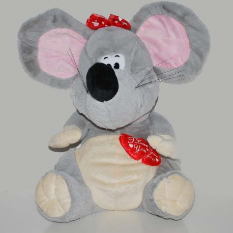 Zamilovaná plyšová myška