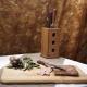 Luxusná sada japonských nožov priamo v akcii