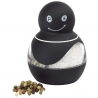 Usmievavý mlynček na korenie a soľ