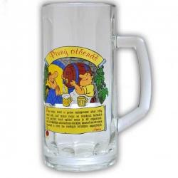 Krígeľ na pivo s pivným otčenášom