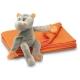 Detská deka s hrošíkom