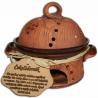Keramický čokoládovník s návodom