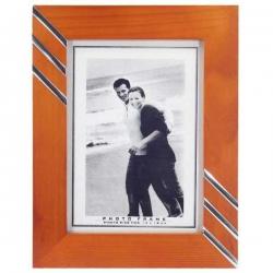 Fotorámik svetlé drevo - 13 x 18 cm