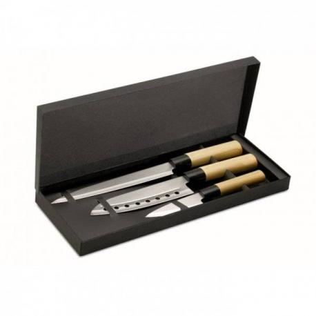 Japonské nože v darčekovom balení