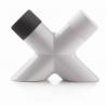 Štýlový mlynček na korenie a soľ tvar písmena X