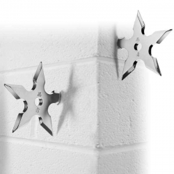 Hviezdica - vešiak na stenu