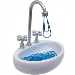 Retro umývadlo - stojan na spinky