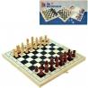 Sada hier šach, dáma a Backgammon