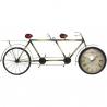 Retro hodiny v tvare bicykla