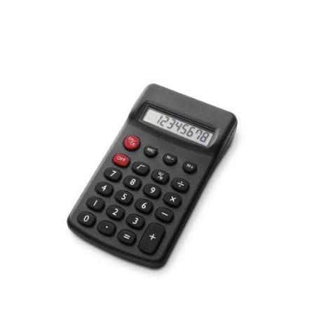Plastová kalkulačka