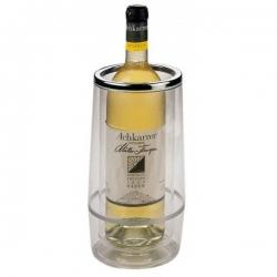 Sklenená nádoba na chladenie vína