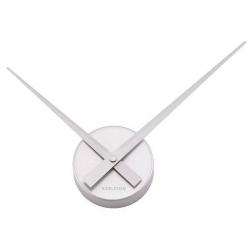 Veľké hliníkové hodiny - ručičky 76 cm