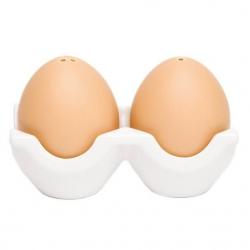 Stojan na vajíčka - soľnička a korenička