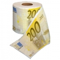 Toaletný papier 200 EUR