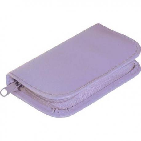 Praktická manikúra fialová
