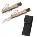 Hubársky nôž s púzdrom na opasok