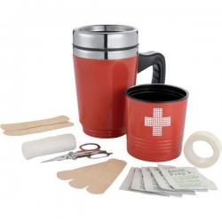 Termohrnček prvej pomoci