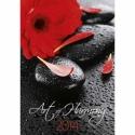 Nástenný kalendár Art of Harmony 2014