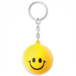Antistresový prívesok na kľúče SMILE