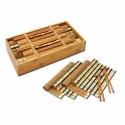 Bambusový set na sushi 4 ks