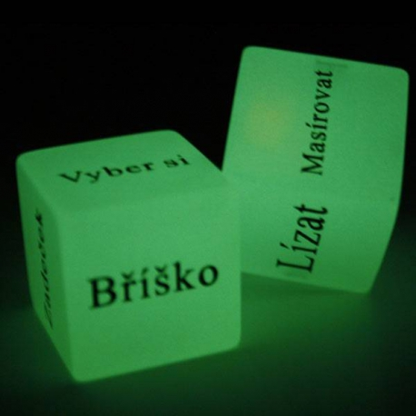 Zamilované svietiace kocky