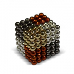 Magnetická stavebnica 216 kusov