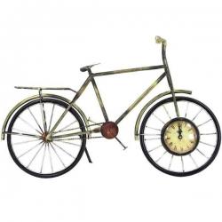 Hodiny - historický bicykel