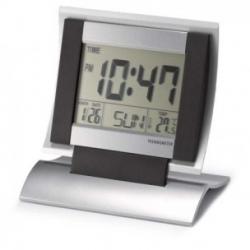 Skladacie hodiny s kalendárom a teplomerom