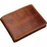 Luxusná peňaženka hnedá koža