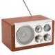 Štýlové retro rádio