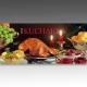 Stolový kalendár kuchárka 2015