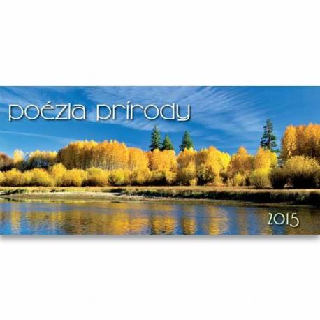 Dvojtýždňový kalendár Poézia prírody 2015
