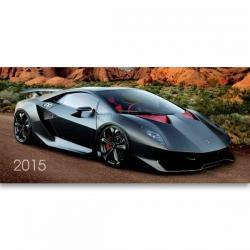 Stolný Autokalendár 2015