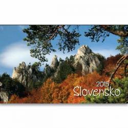 Stolový kalendár Slovensko Špeciál 2016