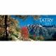 Stolový kalendár stĺpcový Tatry 2015