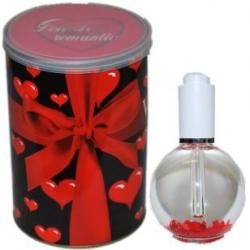 Olejček na nechty červené kvety