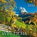 Nástenný kalendár Svet ticha 2016