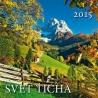 Nástenný kalendár Svet ticha 2015