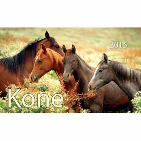 Riadkový kalendár Kone 2015