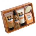 Kozmetická sada pre ženy s vôňou papaye