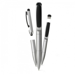Pero s USB kľúčom 2 GB a stylus