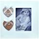 Retro rámik na fotografiu pre zamilovaných